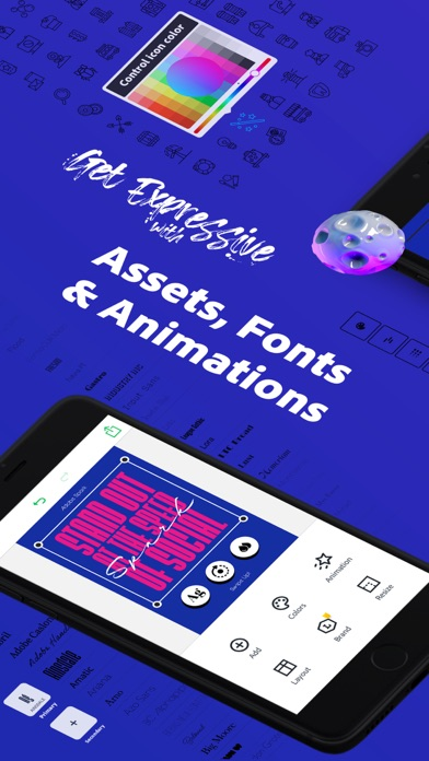Скриншот №10 к Adobe Spark Post Design Maker