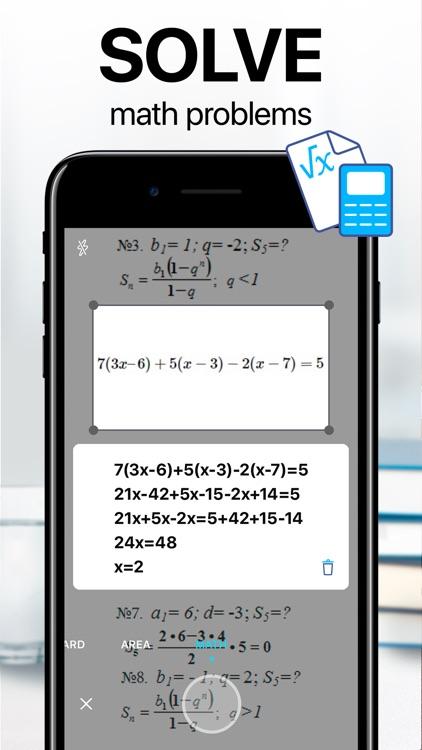 iScanner - PDF Scanner App screenshot-8