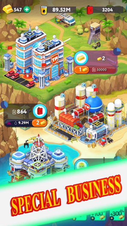 Tap Business Tycoon