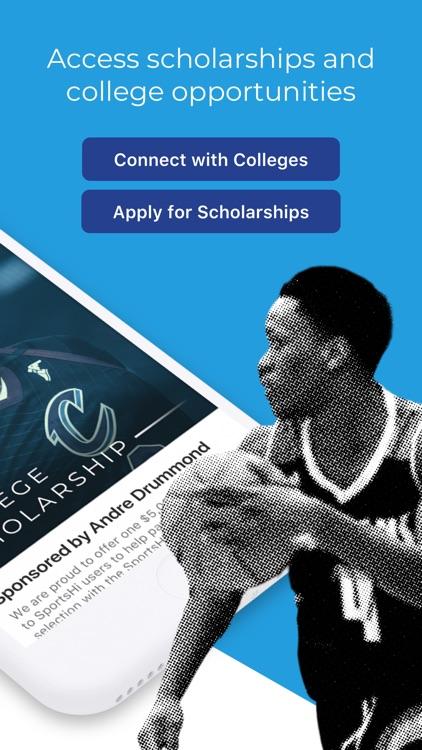 SportsHi: For Student-Athletes