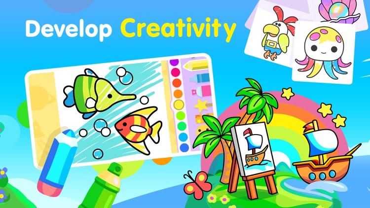 Learning Games for Kids 2-5! screenshot-3