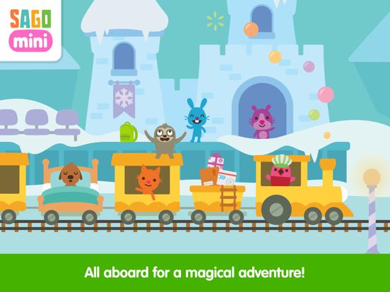 Sago Mini Train Adventure screenshot 13