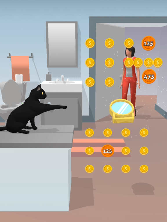 Jabby Cat screenshot 5
