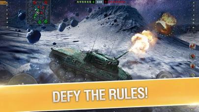 Screenshot from World of Tanks Blitz 3D War