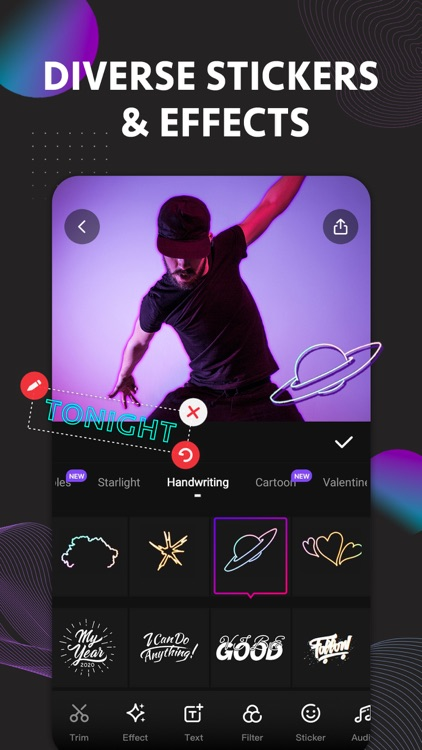 VideoEditor-Music Video Maker screenshot-5