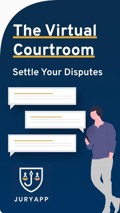 Jury: Resolve Disputes Online screenshot-0