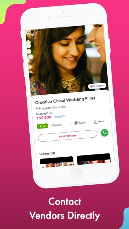 WedMeGood - Wedding Planner screenshot-8