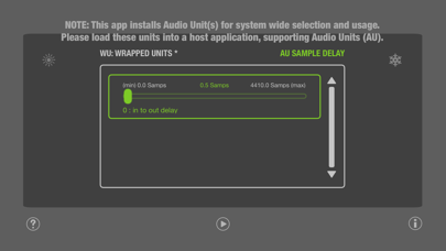WU: AUSampleDelay screenshot 3