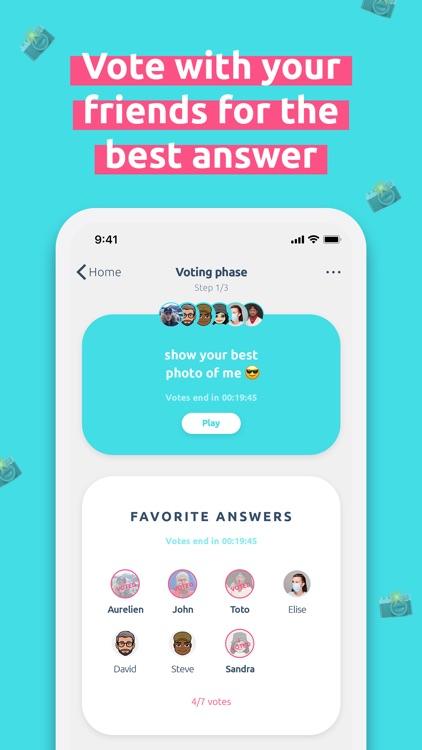Bim : challenge your friends screenshot-4