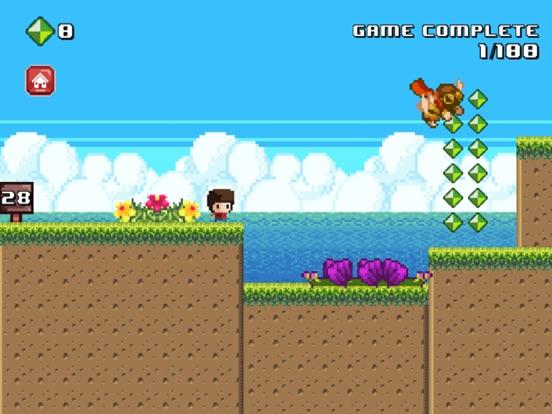8 Bit Kid - Jumping World screenshot 9