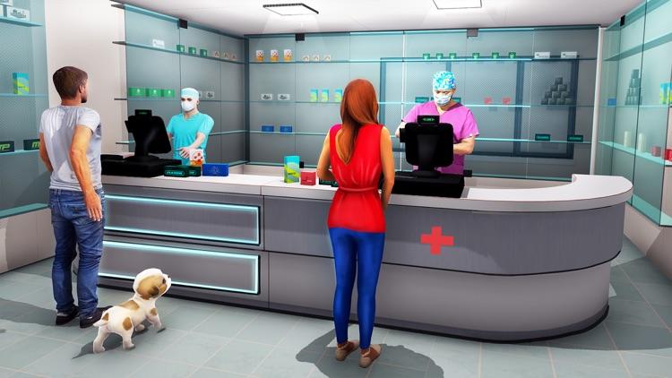 Pet Doctor Simulator: Pet Game