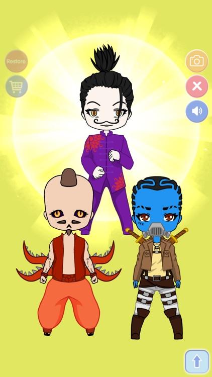 Chibi Boy – Avatar Creator screenshot-6