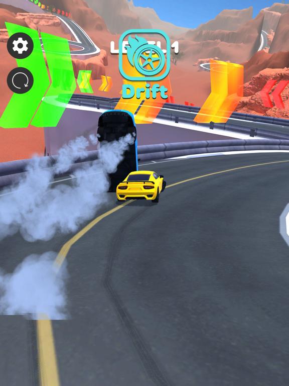 Downhill Drift! screenshot 6
