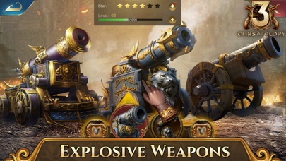 Guns of Glory: Conquer Empires Screenshot