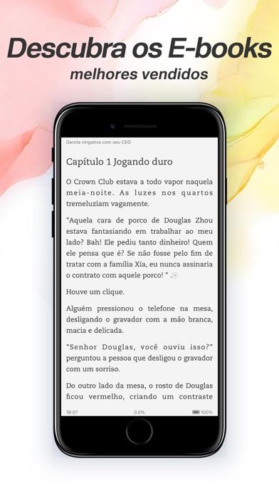 Amolivro: Audível Livro Leitor Screenshot