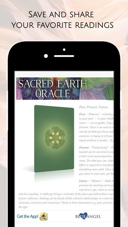 Sacred Earth Oracle screenshot-8