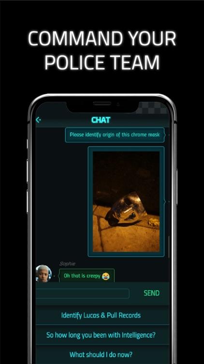 Dead Man's Phone screenshot-3