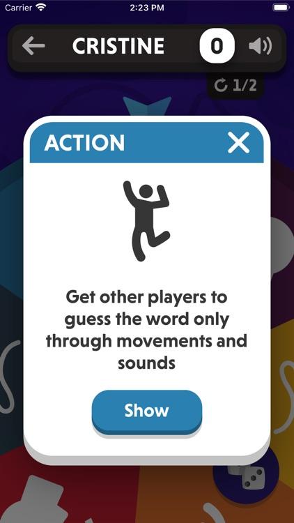 Party Wheel - Draw Act Play! screenshot-5