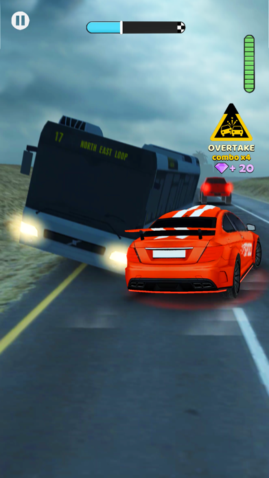 Rush Hour 3D screenshot 1