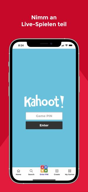 Kahoot! Spaß mit Quizspielen Screenshot