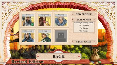 Alhambra Family Box Screenshot
