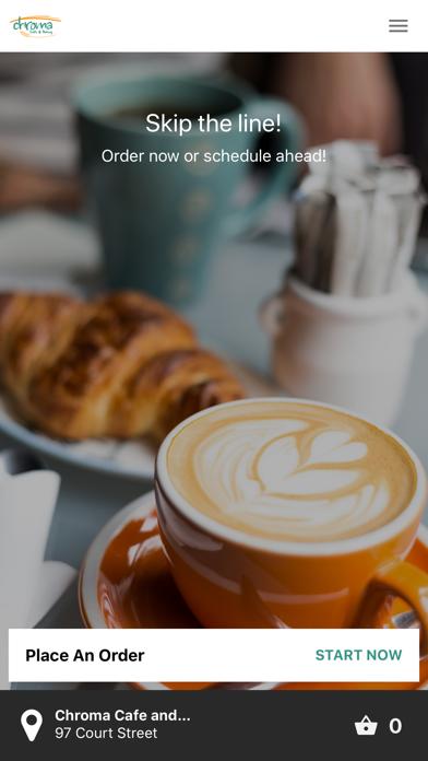 Chroma Cafe & Bakery screenshot 2