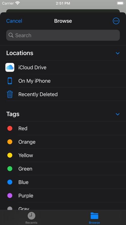FileViewer USB for iPhone screenshot-8