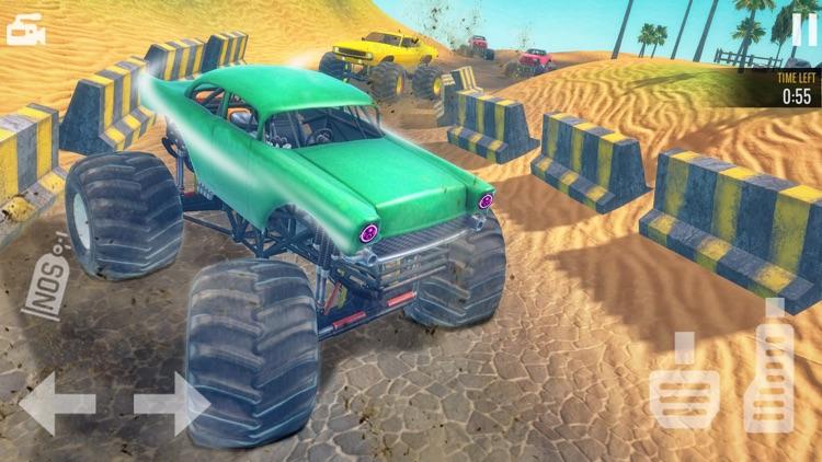 Monster Truck: Lets Go Offroad screenshot-6