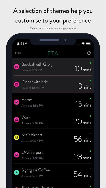 ETA - Live Traffic Alert screenshot-9