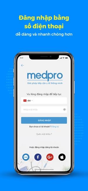 MEDPRO - ĐKKB Online