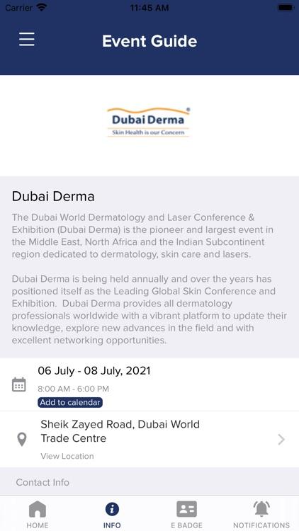 DUBAI DERMA screenshot-3