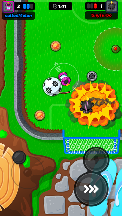 Motorball screenshot 1