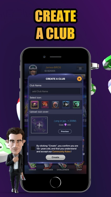 PokerBROS - Your Poker App screenshot-2
