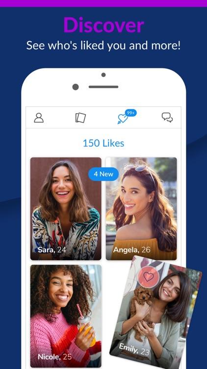 Upward: Christian Dating App screenshot-4