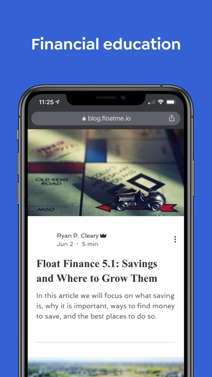 FloatMe - Payday Cash Advance screenshot-6
