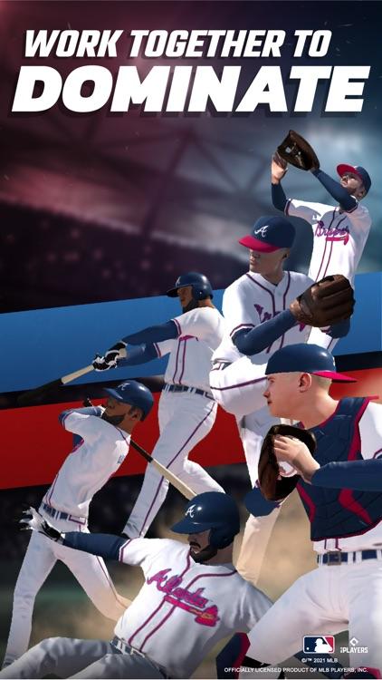 MLB Tap Sports Baseball 2021 screenshot-4