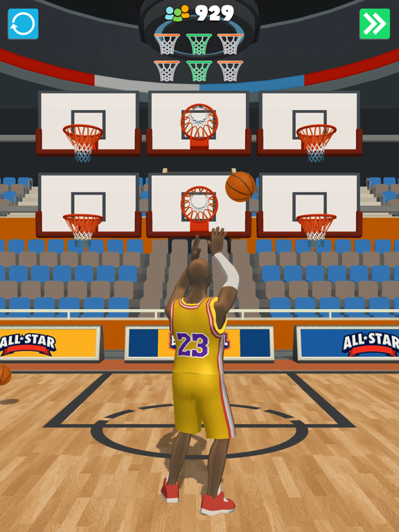 Basket Life 3D screenshot 7