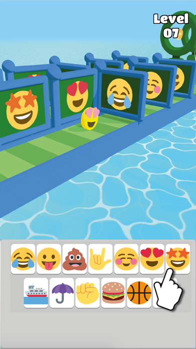 Emoji Run! screenshot 1