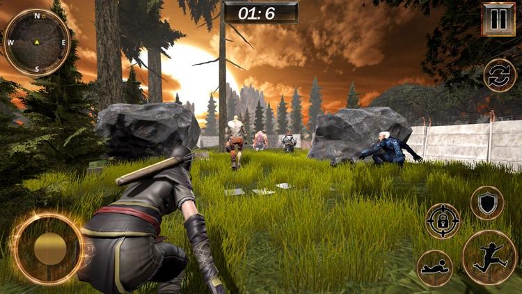 Assassin jungle War