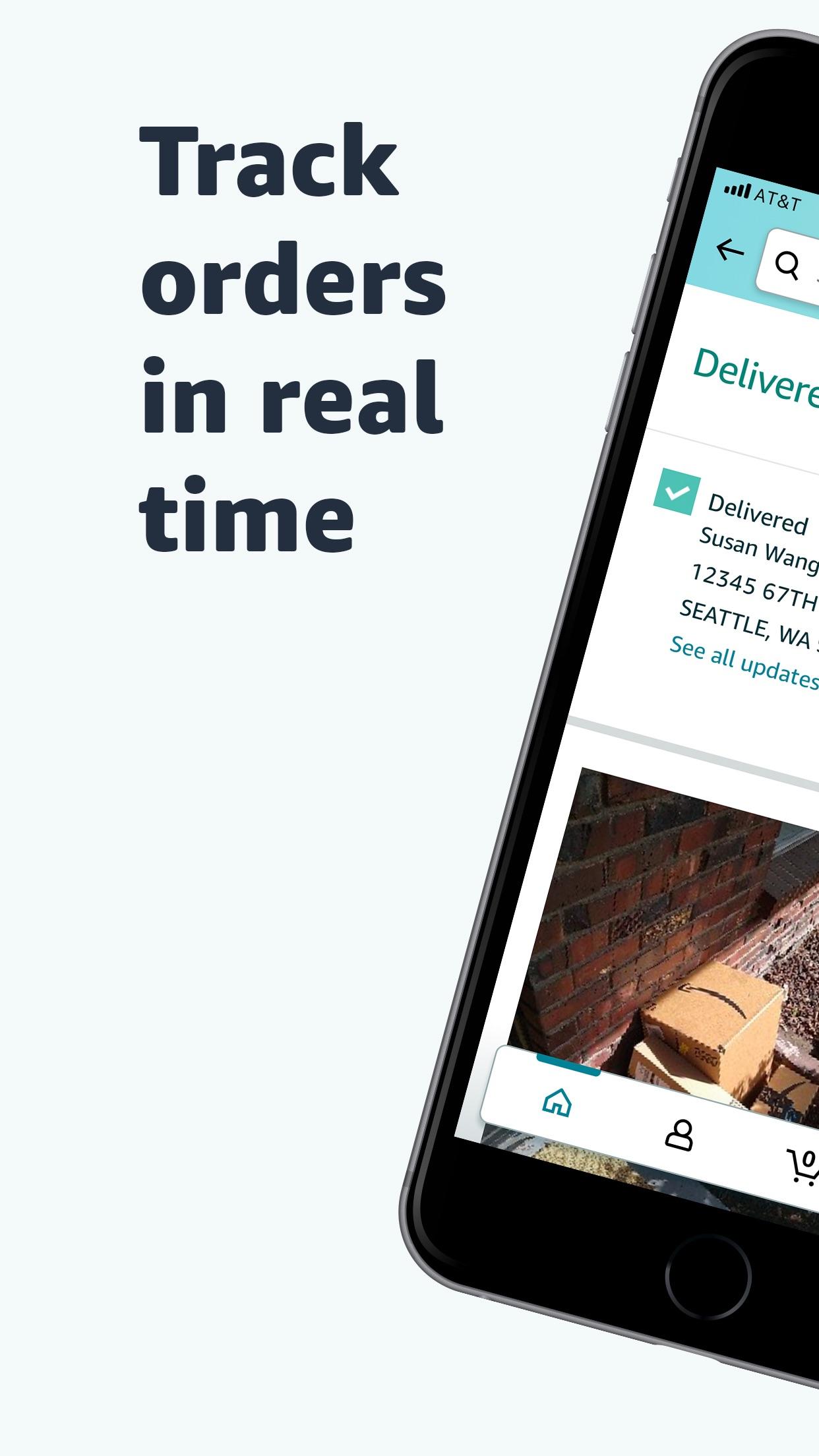 Amazon Shopping Screenshot