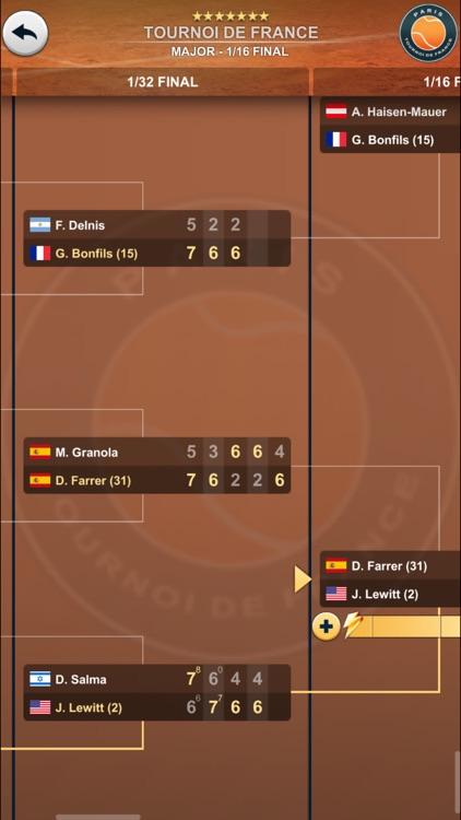 TOP SEED Tennis Manager 2021 screenshot-6