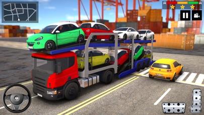 自動車輸送トラックゲーム2020のおすすめ画像3