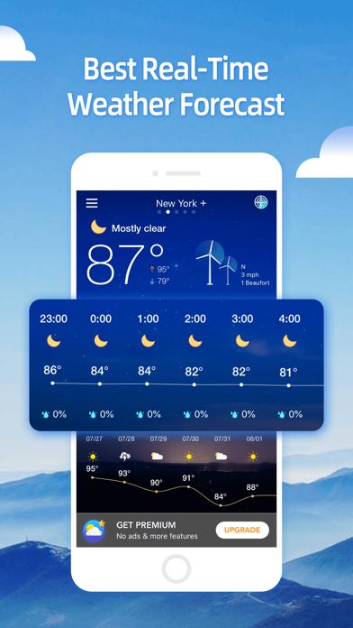 Weather-Daily Weather Forecastのおすすめ画像1