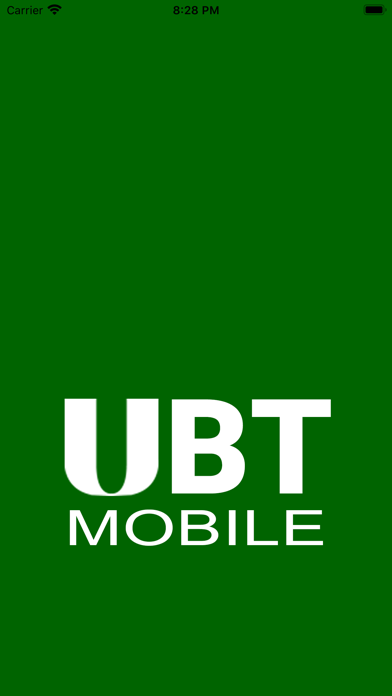 United Bank & Trust Mobile AppScreenshot of 1