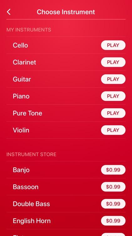 InTune – Tuning Practice screenshot-4