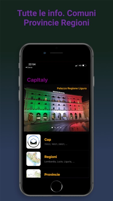 CapItaly screenshot 1