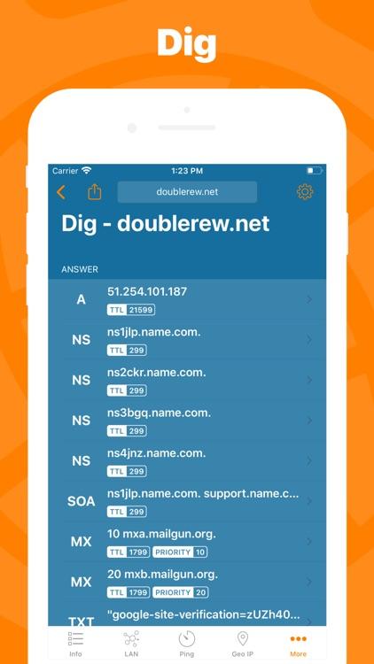 Network Utility screenshot-4