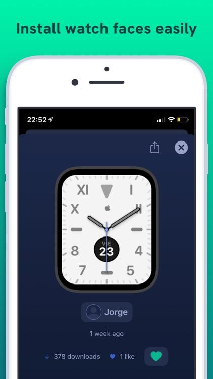 Watchfacely screenshot-3