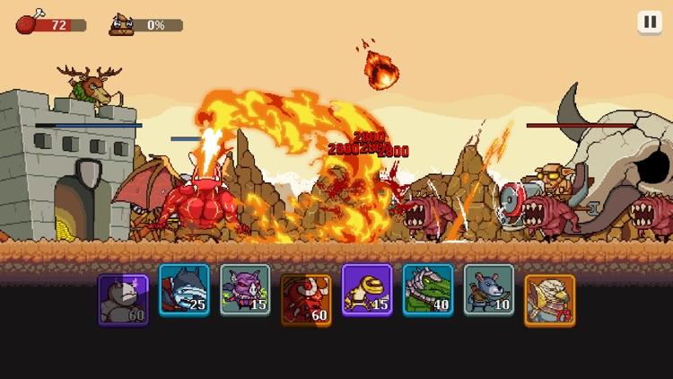Monsters War: Epic TD Game