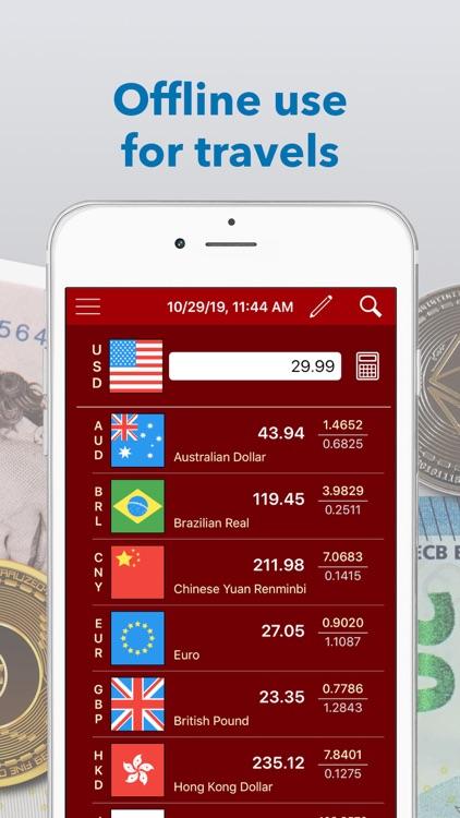 Currency converter ² screenshot-7